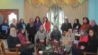 صورة مشاركة في دورة حول تعزيز قدرات المجتمع المدني
