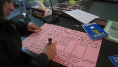 صورة مشاركة جمعية نساء بغداد في ورشة الخطة الستراتيجية