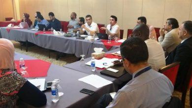 صورة مشاركة في إجتماع  اللجنة التنسيقية للصحة النفسية والإسناد النفسي