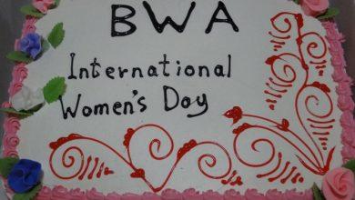 صورة جمعية نساء بغداد تحتفل بيوم المرأة العالمي بحضور عدد من الناشطات